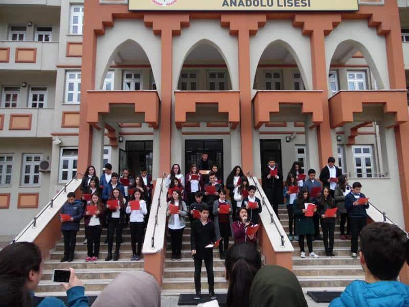 29 Ekim Cumhuriyet Bayramı Törenimiz