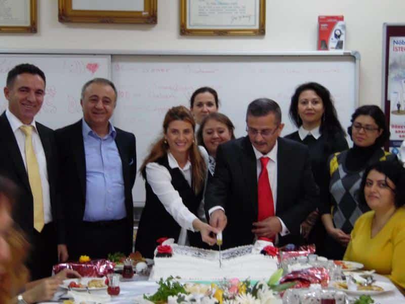 24 Kasım Öğretmenler Günü Kutlaması