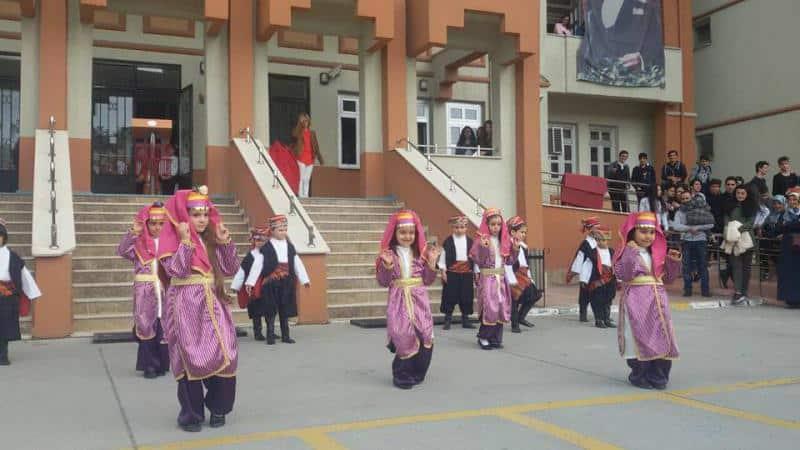 23 Nisan Ulusal Egemenlik ve Çocuk Bayramı anaokulumuz öğrencileri tarafından coşkuyla kutlanmıştır.