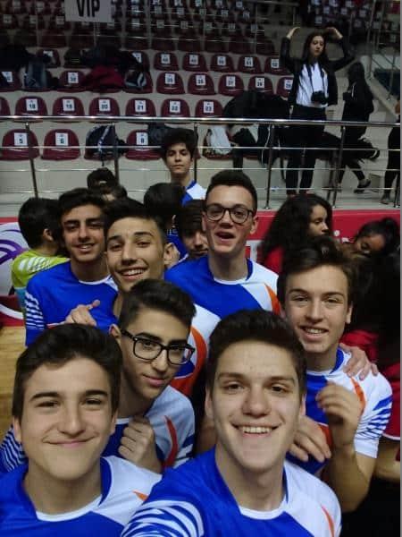 Voleybol Genç Erkekler A Takımı