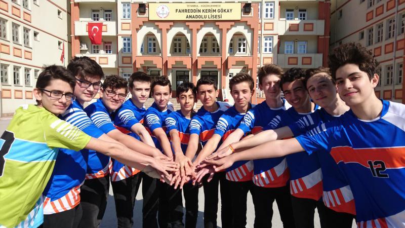 Voleybol Genç Erkekler B Takımı