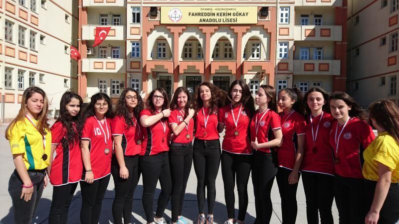 Voleybol Genç Kızlar B Takımı