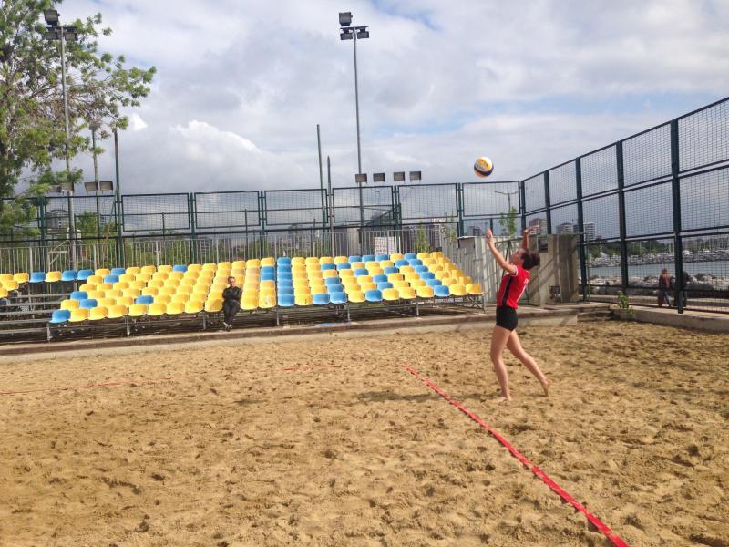 Plaj Voleybolu Genç Kızlar Takımı