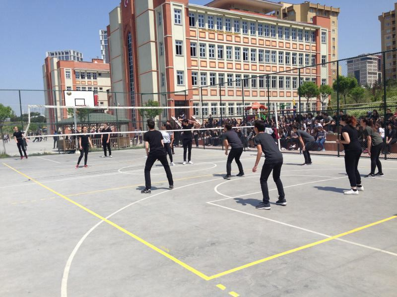 Sınıflar arası Voleybol Turnuvası
