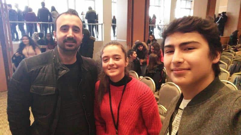 Türkiye Geneli Liseler Arası Münazara Turnuvasında öğrencilerimiz okulumuzu başarıyla temsil etmişlerdir.