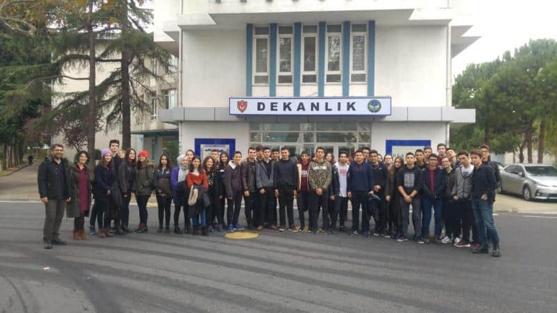 Milli Savunma Üniversitesi Ziyaretimiz