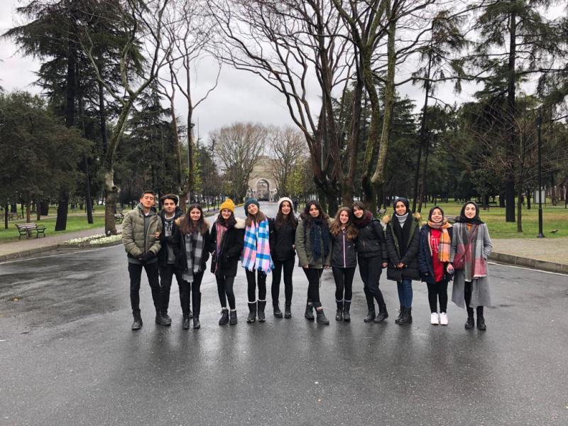 İstanbul Üniversitesi Gezimiz