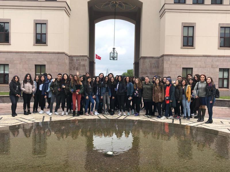 Koç Üniversitesi Gezimiz