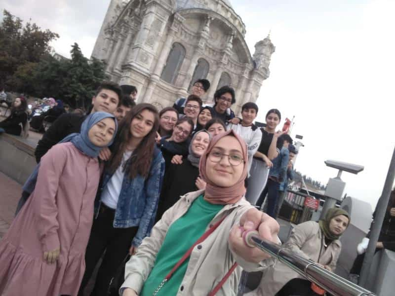 Okulumuz İstanbul tarihi gezimiz