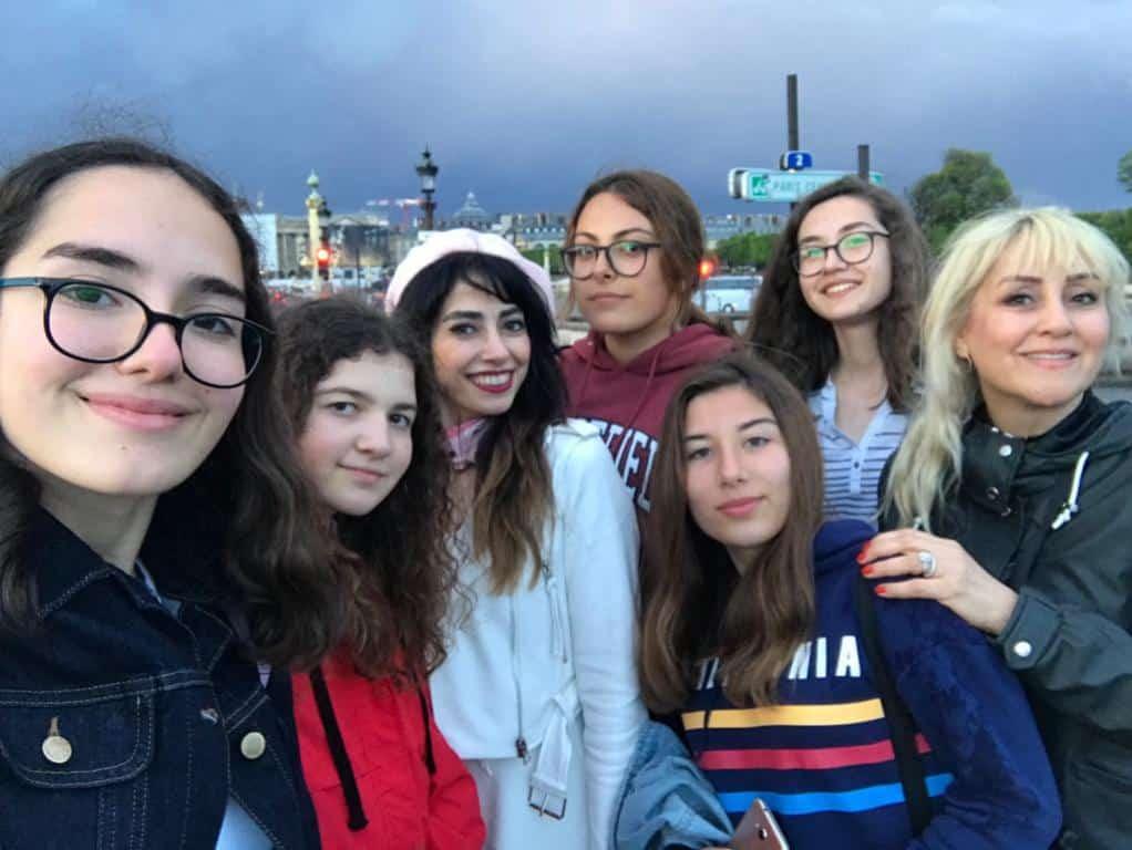 Okulumuz Fransa- Paris- Disneyland Gezisi